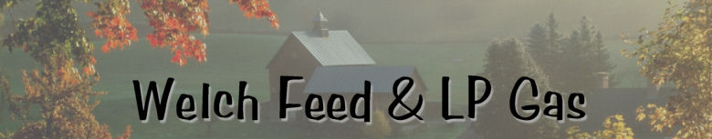 Welch Feed & LP Gas
